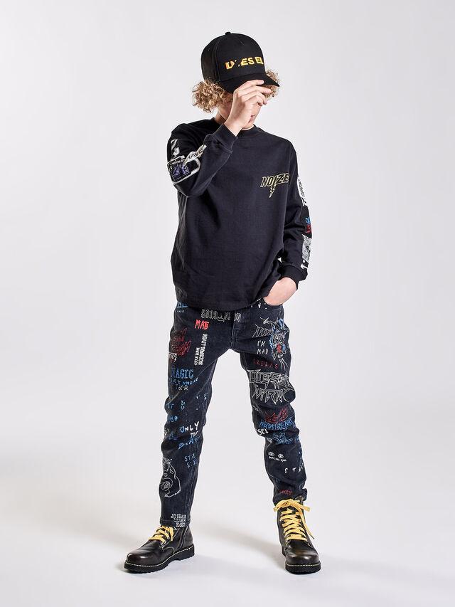 Diesel - REEN-J-N, Nero Jeans - Jeans - Image 5