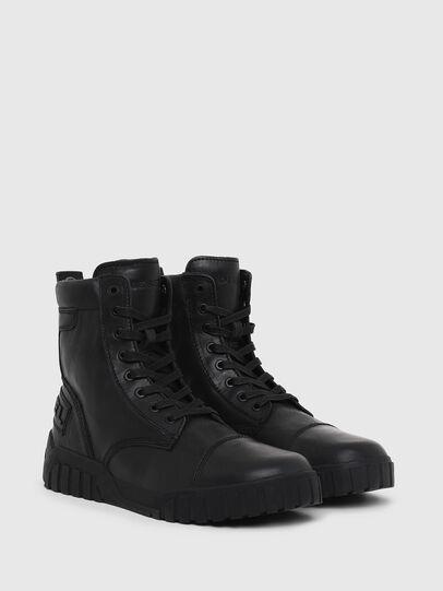 Diesel - H-RUA AM, Nero - Sneakers - Image 2