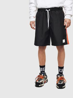 P-KEITH, Nero - Shorts