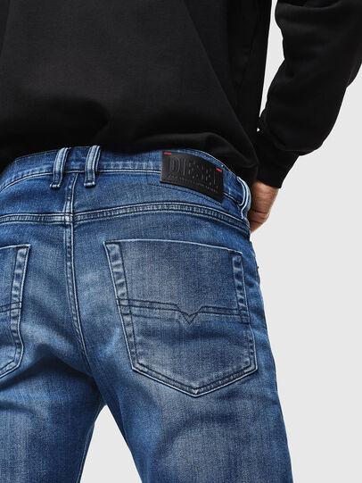 Diesel - Tepphar 0097Y, Blu medio - Jeans - Image 3