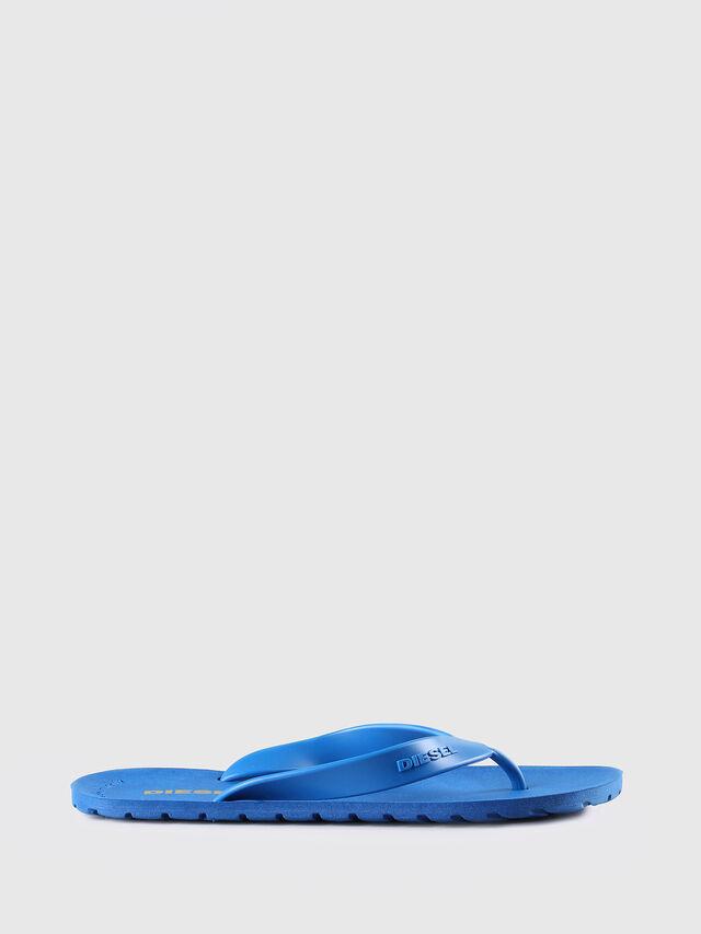 Diesel - SPLISH, Blu Navy - Ciabatte - Image 1