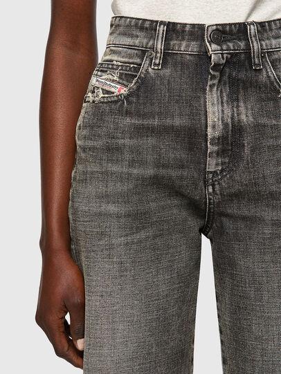 Diesel - DE-LILY-SP1, Nero - Shorts - Image 3
