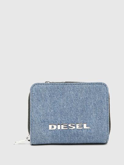 Diesel - OFRIDE, Blu Jeans - Portafogli Piccoli - Image 1