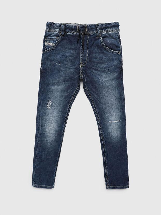 KROOLEY-JOGGJEANS-J, Blu medio - Jeans