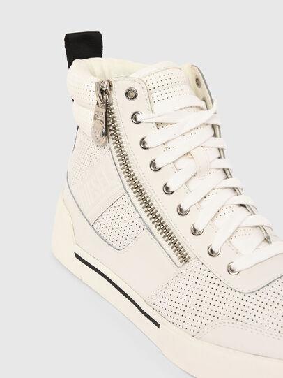 Diesel - S-DVELOWS MID CUT, Bianco - Sneakers - Image 4