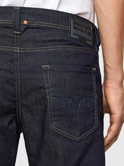 Diesel - Larkee-Beex 084HN, Blu Scuro - Jeans - Image 4