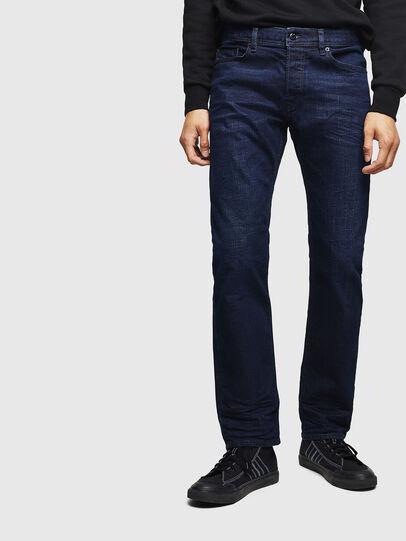 Diesel - Waykee 0860Z, Blu Scuro - Jeans - Image 1