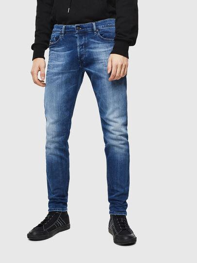Diesel - Tepphar 0097Y, Blu medio - Jeans - Image 1