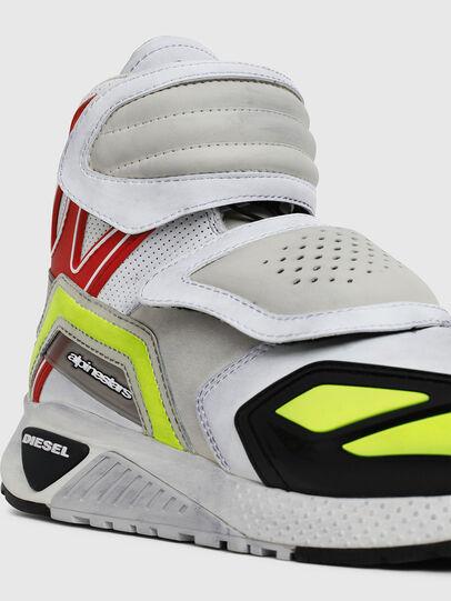 Diesel - ASTARS-SKBOOT, Bianco - Sneakers - Image 5