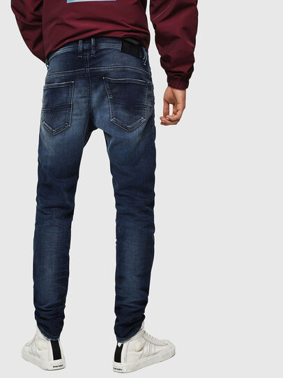 Diesel - Thommer JoggJeans 069JF, Blu Scuro - Jeans - Image 2