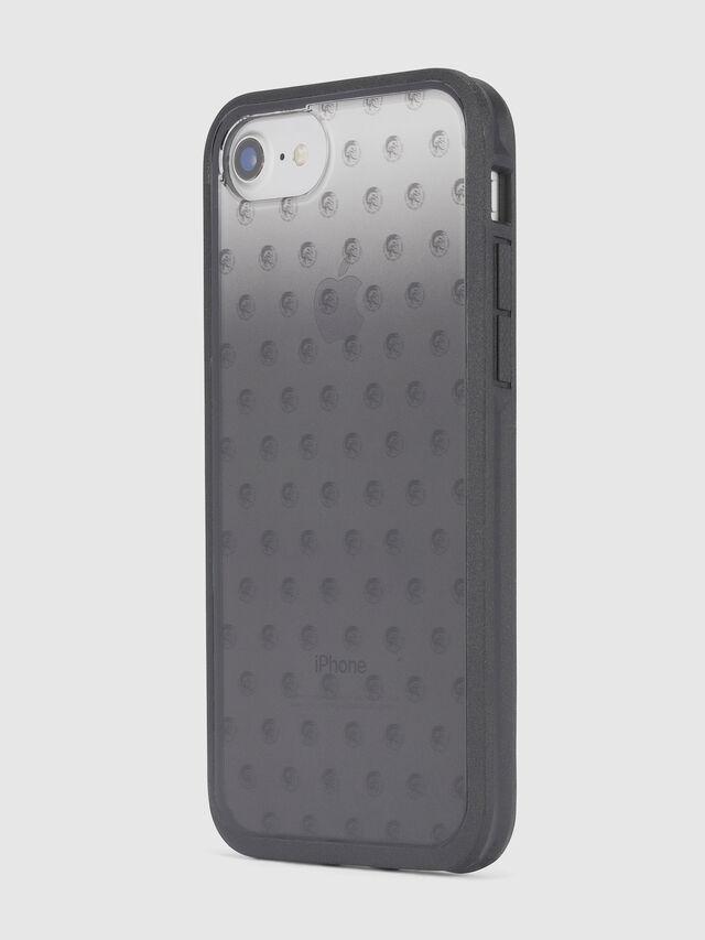 Diesel - MOHICAN HEAD DOTS BLACK IPHONE 8 PLUS/7 PLUS/6s PLUS/6 PLUS CASE, Nero - Cover - Image 5