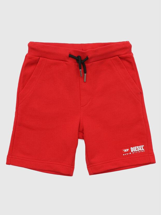 PNAT, Rosso - Shorts