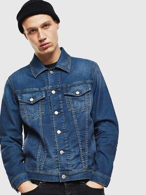 NHILL JOGGJEANS, Blu Jeans - Giacche in denim