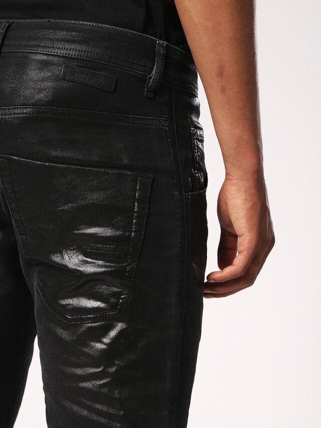 KROOLEY CB JOGGJEANS 084JB, Nero Jeans
