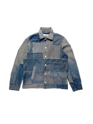 D-COACINQUE5, Blu Jeans - Giacche in denim