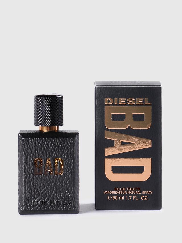 Diesel - BAD 50ML, Nero Opaco - Bad - Image 1