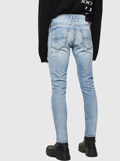 Diesel - Tepphar 0095V, Blu Chiaro - Jeans - Image 2