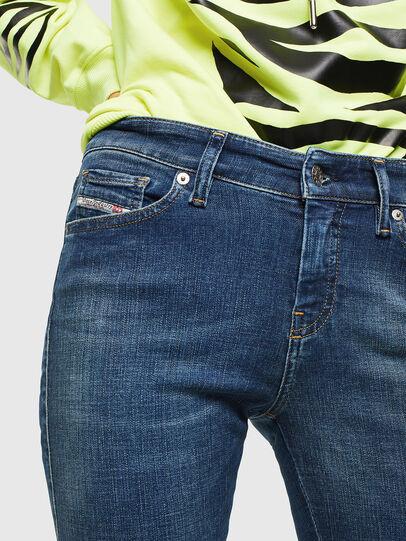 Diesel - Slandy 069KW, Blu Scuro - Jeans - Image 3