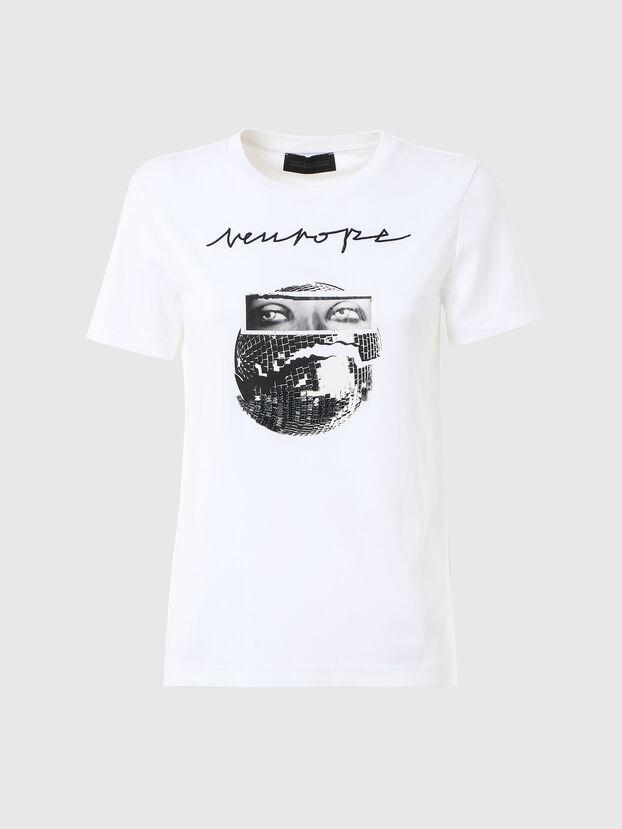 T-LYS, Bianco - T-Shirts