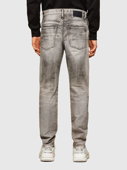 Diesel - D-Fining 069SV, Grigio Chiaro - Jeans - Image 2