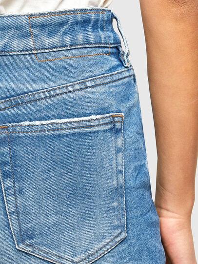 Diesel - D-Joy 009MV, Blu Chiaro - Jeans - Image 4