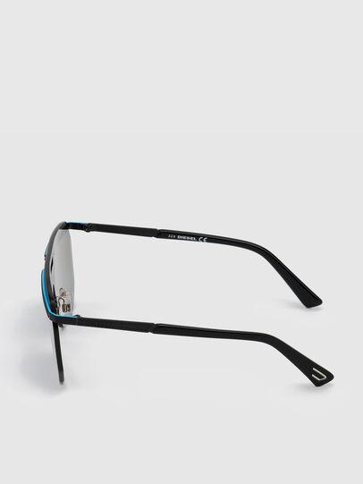 Diesel - DL0259, Blu - Occhiali da sole - Image 3