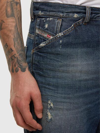 Diesel - D-Franky 009EW, Blu Scuro - Jeans - Image 3