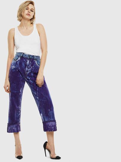 Diesel - D-Reggy 069NW, Blu medio - Jeans - Image 7