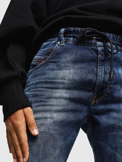 Diesel - Krailey JoggJeans 069AA, Blu Scuro - Jeans - Image 3