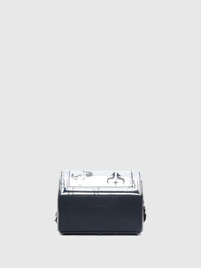 Diesel - CL - YBYS S CNY, Argento - Borse a tracolla - Image 2