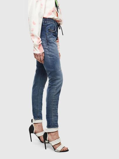 Diesel - Krailey JoggJeans 069LW, Blu Scuro - Jeans - Image 6