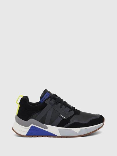 Diesel - S-BRENTHA WL, Nero - Sneakers - Image 1