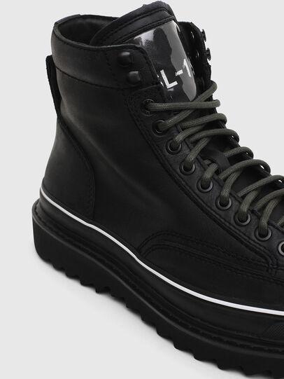 Diesel - H-SHIROKI DMBB, Nero - Sneakers - Image 4