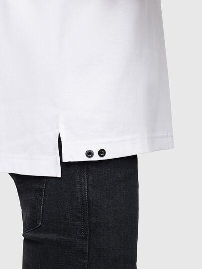 Diesel - T-GROSSI, Bianco - T-Shirts - Image 4