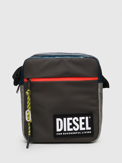 Diesel - VERTYO, Nero - Borse a tracolla - Image 1