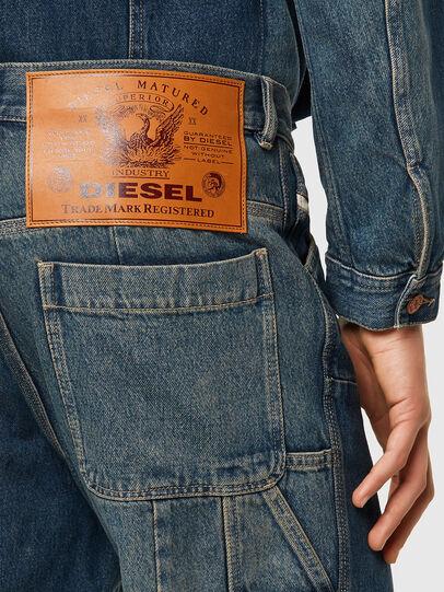 Diesel - D-FRAN-SP, Blu medio - Pantaloni - Image 3