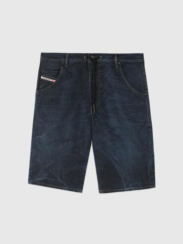 Shorts in JoggJeans dal look usato
