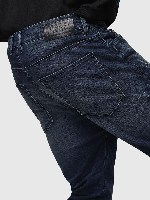 Diesel - D-Vider JoggJeans 069HV, Blu medio - Jeans - Image 5