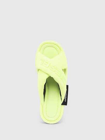 Diesel - SA-MERY X, Giallo Fluo - Ciabatte - Image 6