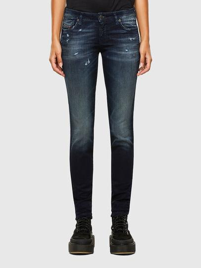Diesel - GRACEY JoggJeans® 069PZ, Blu Scuro - Jeans - Image 1
