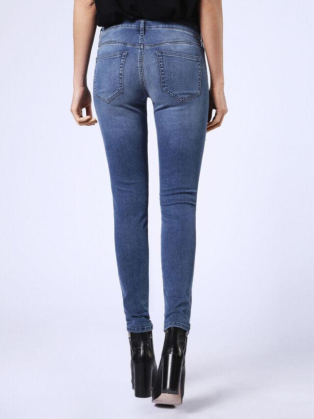 SLANDY 0681P, Blu Jeans