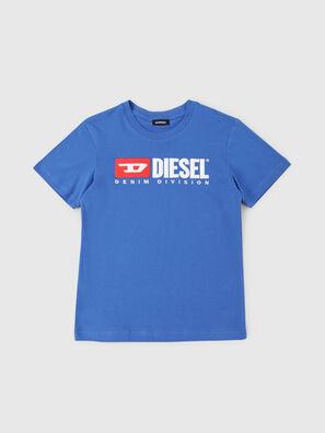 TJUSTDIVISION, Blu Ceruleo - T-shirts e Tops