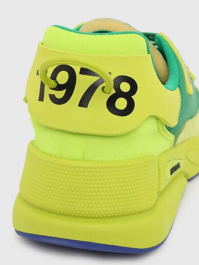 Diesel - S-SERENDIPITY LC, Giallo/Verde - Sneakers - Image 6