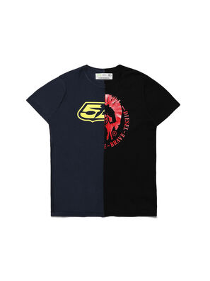 D-MESO&MESO, Nero - T-Shirts