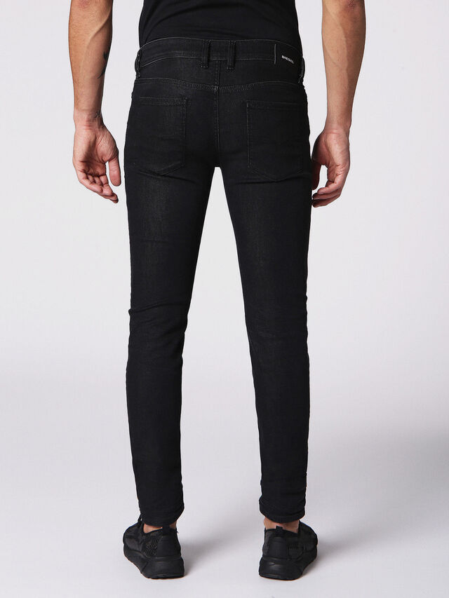 SLEENKER 084SB, Nero Jeans