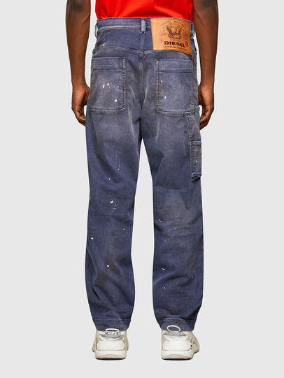 Diesel - D-Franky 009MC, Blu medio - Jeans - Image 2