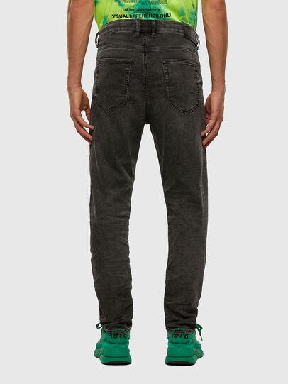 Diesel - D-VIDER JoggJeans® 009FZ, Nero/Grigio scuro - Jeans - Image 2