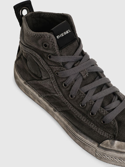 Diesel - S-ASTICO MID LACE W, Grigio - Sneakers - Image 4