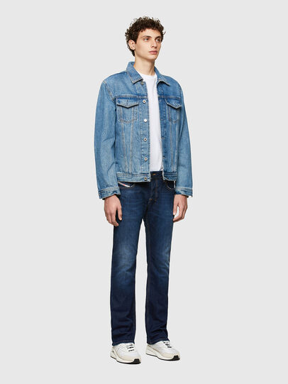 Diesel - Zatiny 082AY, Blu Scuro - Jeans - Image 4