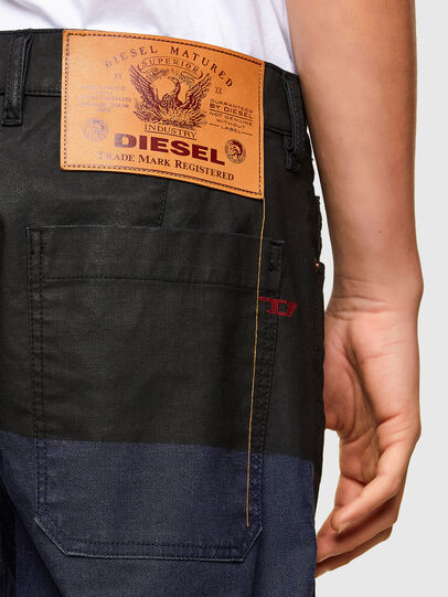 Diesel - D-Azerr JoggJeans® 0DDAY, Blu Scuro - Jeans - Image 4